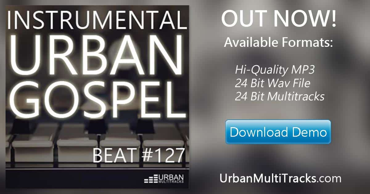 Instrumental Gospel Beat 127